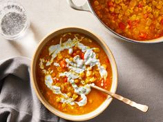 Instant Pot Chana Dal Chickpea Recipes, Vegetarian Recipes, Delicious Recipes, Pressure Cooker Recipes, Pressure Cooking, Soup And Salad, Sauce Recipes, Soups And Stews, Instant Pot