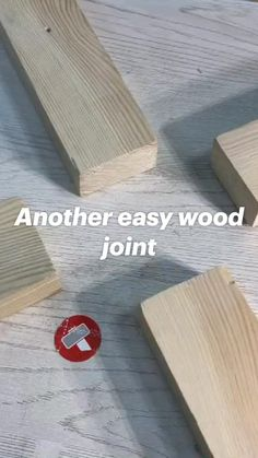 Woodworking Jigsaw, Cool Woodworking Projects, Woodworking Joints, Woodworking Techniques, Woodworking Crafts, Carpentry Projects, Woodworking Plans, Diy Furniture Plans Wood Projects, Reclaimed Wood Projects