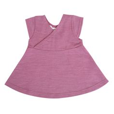 Isn't this little pink dress absolutely cute? It is made from 100% wool, by Joha from Denmark. Available at Lillahopp