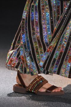 givenchy s14  - A bit too Joseph and the Amazing Technicolor Dreamcoat for me.