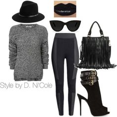 Untitled #1375, created by stylebydnicole on Polyvore
