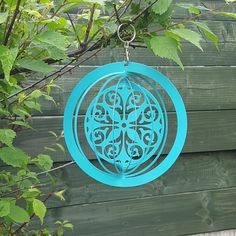 Check out our wind spinner selection for the very best in unique or custom, handmade pieces from our garden decoration shops. Wind Spinners, Circle Hook, Popsicle Sticks, Galvanized Steel, Wooden Diy, Antique Copper, Washi Tape, Favorite Color, Planters