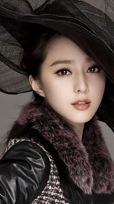 Pin on Asian beauty Pin on Asian beauty Most Beautiful Faces, Beautiful Asian Women, Beautiful Eyes, Fan Bingbing, Girl Face, Woman Face, Cute Beauty, Poses, Cute Faces