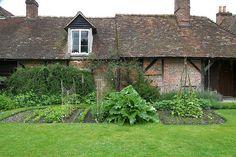 The Garden, Jane Austen's Home, Chawton, Hampshire