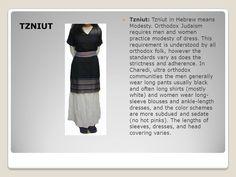 Image result for tzniut israeli traditional