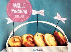 Pudding-Hefeschnecken – BackGAUDI