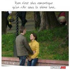 C'est romantique... - Be-troll - vidéos humour, actualité insolite