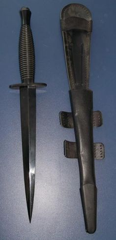 Fairburn Sykes commando knife