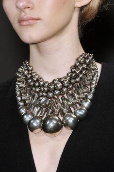 Donna Karan ethnic inspiration necklace
