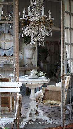 refined rustic cottage |atelier de campagne