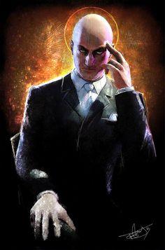 Charles Xavier by Daniel Scott Gabriel Murray