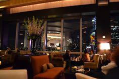 The Mandarin Oriental Hotel Bar