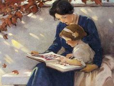 """""""Children are made readers on the laps of their parents.""""   ― Emilie Buchwald"""