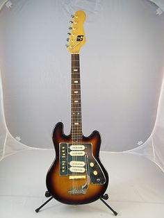 96 best teisco vintage mij images cool guitar vintage guitars rh pinterest com
