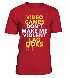 "# Videogames don't make me violent .  Ends soon in a few days, so GET YOURS NOW before it's gone! HOW TO ORDER ?  1. Click the ""BUY IT NOW"" OR ""RESERVE IT NOW""2. Select your Preferred Size Quantity and Style 3. CHECKOUT!"
