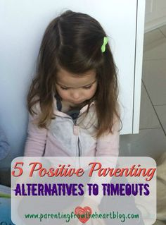 Looking for positive parenting or empathetic parenting strategies for disciplining toddlers and young children? Here are 5 alternatives to timeouts rooted in positive, empathetic parenting.
