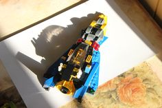 My second spaceship. Made in April, 2013. Photo #1 of 4