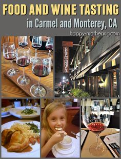 Are you planning a vacation to Carmel and Monterey, CA soon? Then you'll want to enjoy the wonderful dining wine tasting in Carmel and Monterey.