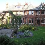 Perhaps I'll spend a night here. Savoy Park Hotel, Ayr, Scotland