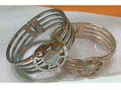 DBYM16435----- Steel color:USD6.0/pcs Rose Gold color:USD7.2/pcs