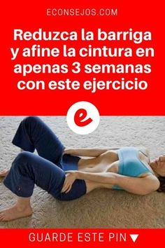 Reduzca la barriga y afine la cintura en apenas 3 semanas con este ejercicio Fitness Exercise - Şifalı Kür Tarifleri - Mücize Kür Tarifi Physical Fitness, Yoga Fitness, Health Fitness, Gym Workouts, At Home Workouts, Fitness Exercises, Cardio Gym, Cardio At Home, Modelos Fitness