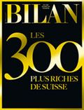 Bilan magazine's annual list of the 300 wealthiest individuals in Switzerland (in French)