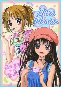 Ultra Maniac /// Genres: Comedy, Magic, Romance, School, Shoujo