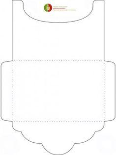 Схемы и шаблоны простых конвертов - 3 страница » Конверты своими руками »…