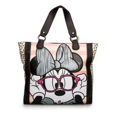 Disney Minnie Sees You Tote. #MinnieStyle