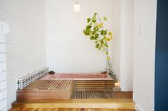 """20 Of The Coolest Rooms In New York City #refinery29  http://www.refinery29.com/cool-rooms-nyc-apartment-pictures#slide-4  We can't imagine a better place to cool off than this stunning rose-colored tub. """"When my clients purchased this loft on 21st Street, the tub was located in a dark, windowless room,"""" says Elizabeth Roberts of interior-design and architecture firm Ensemble."""