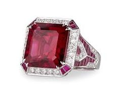 Image result for Rubellite jewelry