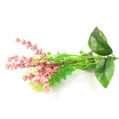 Umelý kvet - ružový (výška 35 cm)