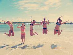 SwimCamp on Mallorca!