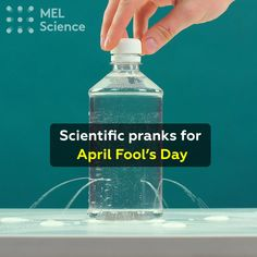 Scientific pranks for April Fools Day - Prank - Prank meme - - Ready for April Fools Day? If you dont have the perfect prank yet weve got you covered! Science Experiments For Preschoolers, Science Projects For Kids, Science Crafts, Cool Science Experiments, Preschool Science, Science Fair, Science For Kids, Summer Science, Science Education
