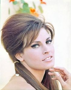 Raquel Welch, a truly beautiful actress