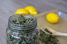 Vihreä granola