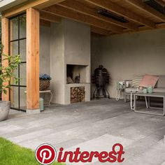 Best Garden Decorations Tips and Tricks You Need to Know - Modern Pergola Patio, Backyard Patio, Backyard Landscaping, Outdoor Rooms, Outdoor Gardens, Outdoor Living, Outside Patio, Outside Living, Garden Pavilion