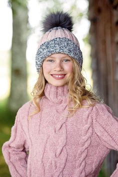Lana Grossa MÜTZE Cool Wool - FILATI Kids & Teens No. 6 - Modell 78 | FILATI.cc WebShop