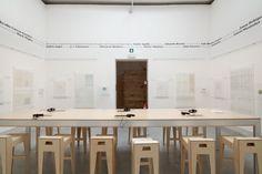 Venice Biennale 2012: Juan Herreros