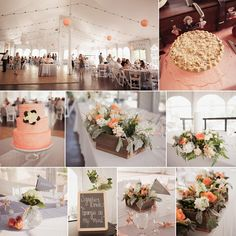St. Charles MO Wedding Photographer - Lawrence Florist - St. Charles, MO - New Town Event Tent