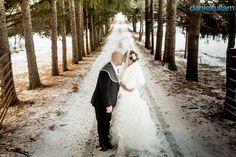 Barn on bridge wedding in collegeville pa