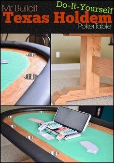 28 best ultimate diy poker table images poker table diy diy led rh pinterest com