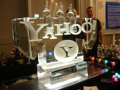 Amazing Ice Sculptures   10 Ways to WOW Your Employees At Your Holiday Party   Estate Weddings and Events