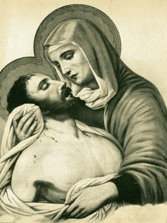 ♥ May Devotion to Mary ~ May 17 ~ The mortification of keeping quiet about any pain or discomfort, any inconvenience or disappointment, uniting it with her pain as she stood by her crucified Son.
