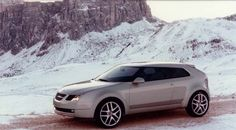 Image result for saab 9-3x concept