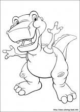 25 The Land Before Time printable coloring pages for kids. Find on coloring-book thousands of coloring pages. Dinosaur Coloring Pages, Animal Coloring Pages, Coloring Book Pages, Printable Coloring Pages, Online Coloring Pages, Disney Coloring Pages, Coloring Pages For Kids, Adult Coloring, Kids Colouring