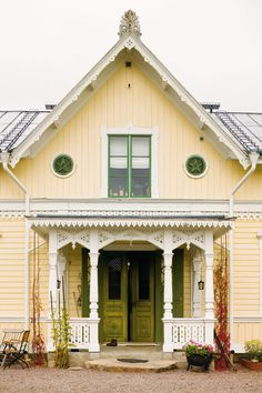 Beautiful swedish house
