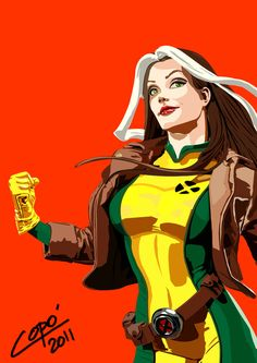 Rogue by Jorge Copo