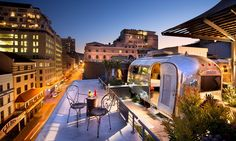 Cool Spaces: The Grand Daddy Hotel