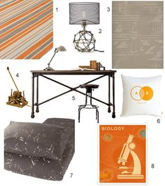 Inspiration Board: Kids Science Room